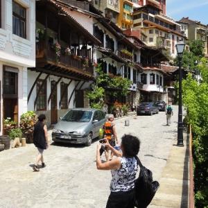 Drei Schwester in Bulgarien