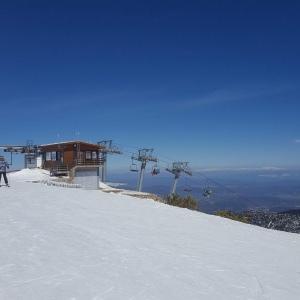 Skifahren in Borovets 2019