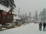 Skifahren in Borovets (März 2013)
