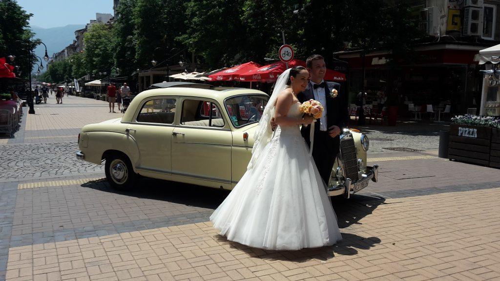 Hochzeit Milena & Ernst in Sofia