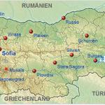 Allgemeine Informationen über Bulgarien