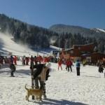 Skifahren in Borovets