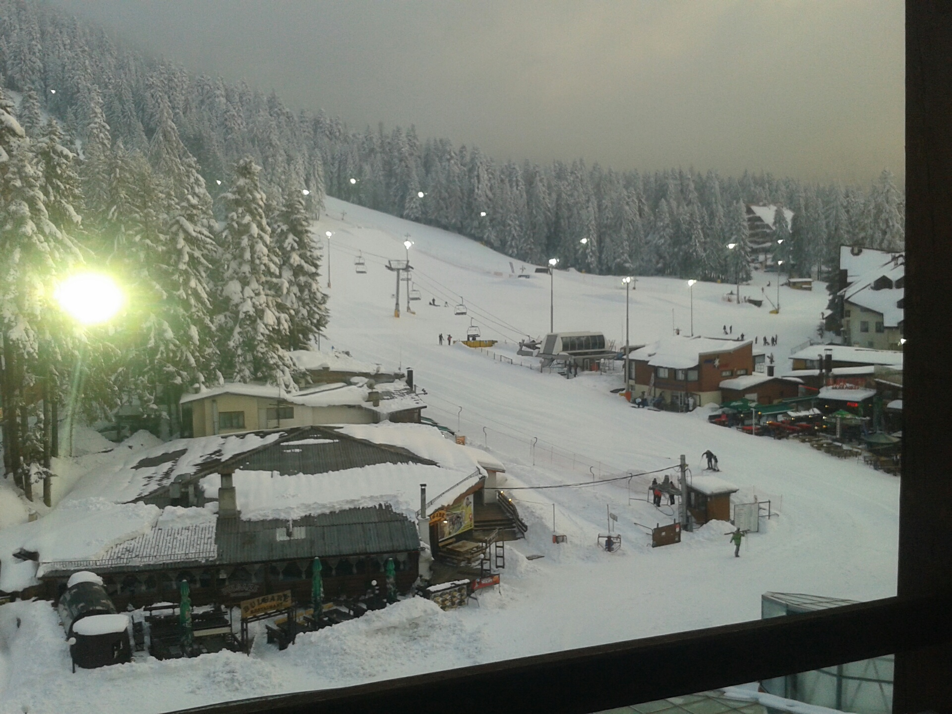 Borovets Winter 2015